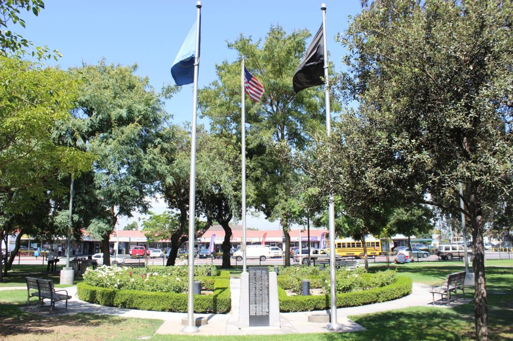 Veterans Memorial Park Is An Active Use Which Commemorates The Contributions Of Our War To Country And Freedom