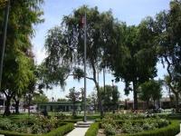 Veterans Memorial Park View